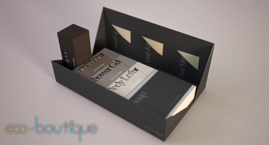eco-boutique packaging design