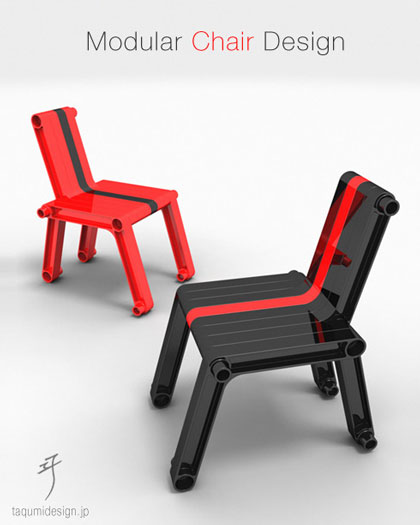 Modular Chair Design Img.1